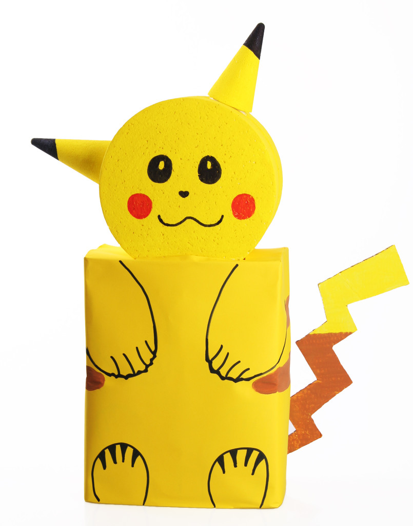 Pokemon Pikamon Surprise